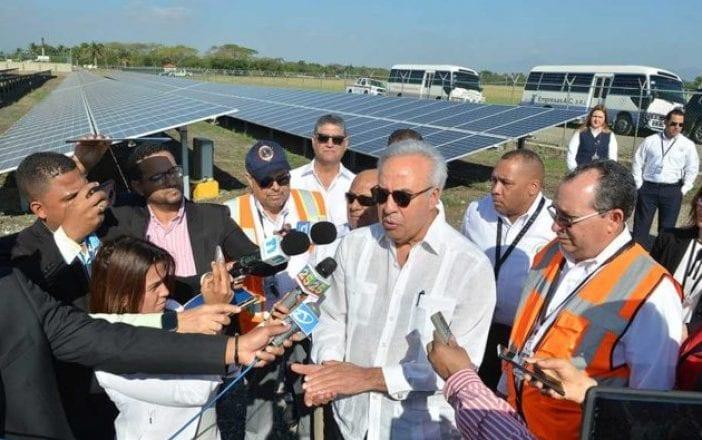 Aeropuerto del Cibao se suple del 80% de energía fotovoltaica