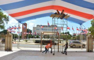 Remosan palacio nacional