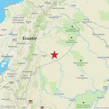 Dos terremotos de magnitudes 7,5 y 6 sacuden Ecuador