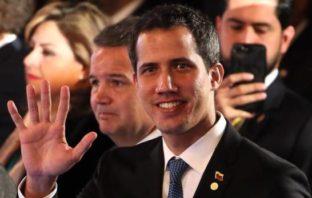 Guaidó se reúne en Brasilia con embajadores de países que le apoyan