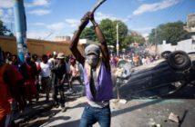 Haití cumple dos semanas de tensión política y se prepara para nueva protesta