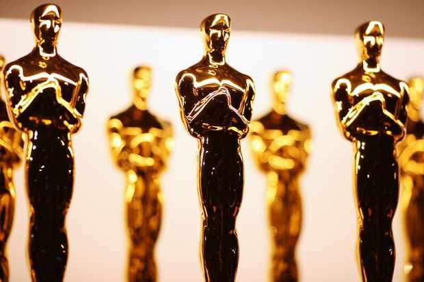 Estatuilla de los premios Oscars