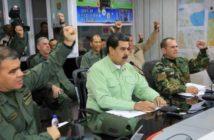 Régimen de Maduro advierte EEUU usaría a RD para atacar Venezuela