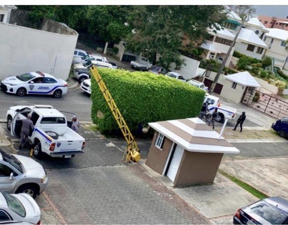 Vocero policial confirma asalto colectivo en parque Las Praderas