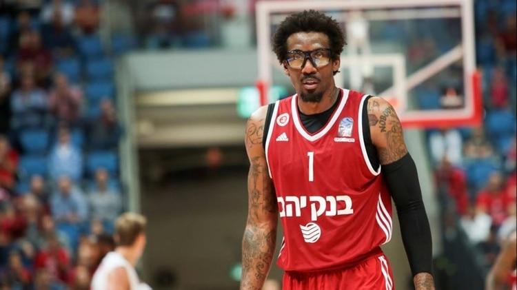 Stoudemire juega actualmente en el Hapoel Jerusalem, en Israel