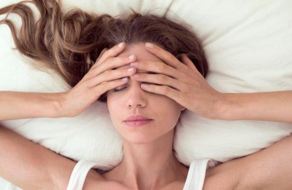 Aneurisma, dolor de cabeza