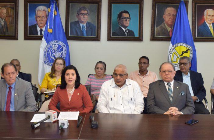 UASD impartirá el próximo domingo examen para Residencias Médicas