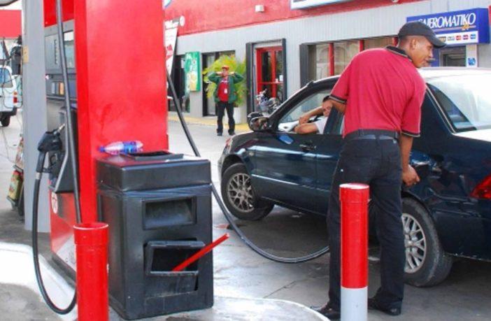 precios combustibles