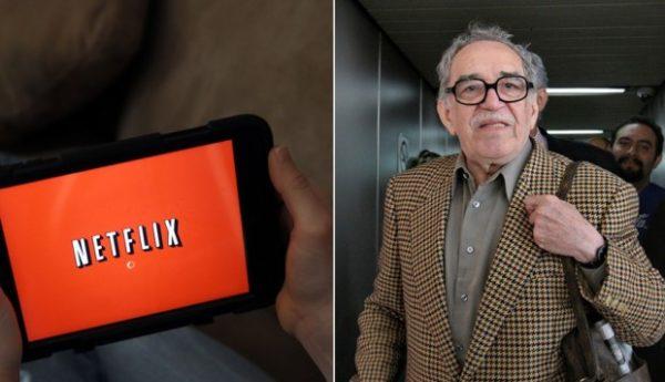 Gabriel Garcia Marques y Netflix