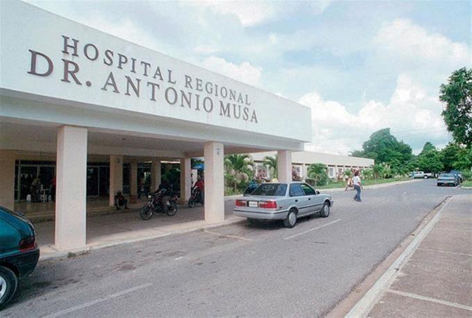 La dirección del Hospital Regional Dr. Antonio Musa confirmó la irregularidad.