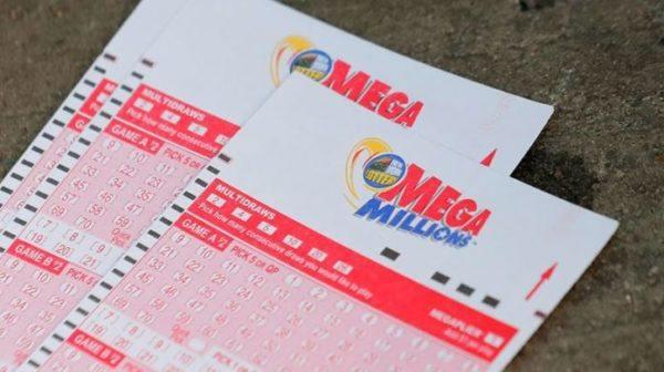 Mega Millions billete