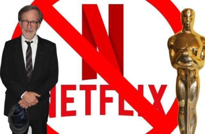 Netflix responde al intento de Steven Spielberg de vetar sus películas en los Oscars
