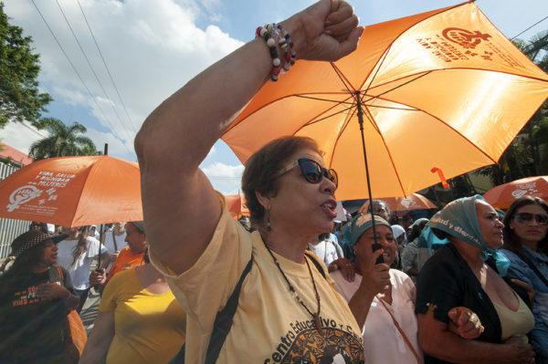 Organizaciones convocan a mujeres a paro de dos horas este 8 de marzo