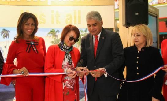 RD quiere posicionar su capital como destino turístico en feria internacional