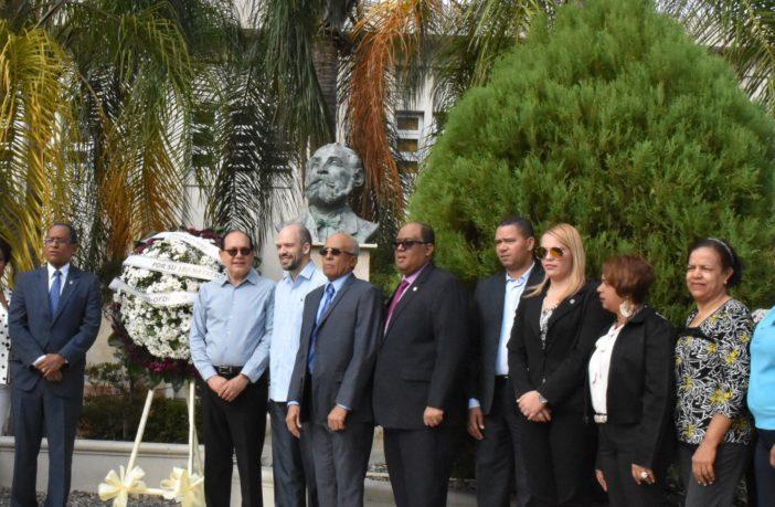 UASD hace homenaje a Hostos