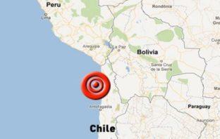 alerta tsunami chile