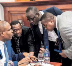 El Parlamento ayer destituyó al primer ministro de Haití
