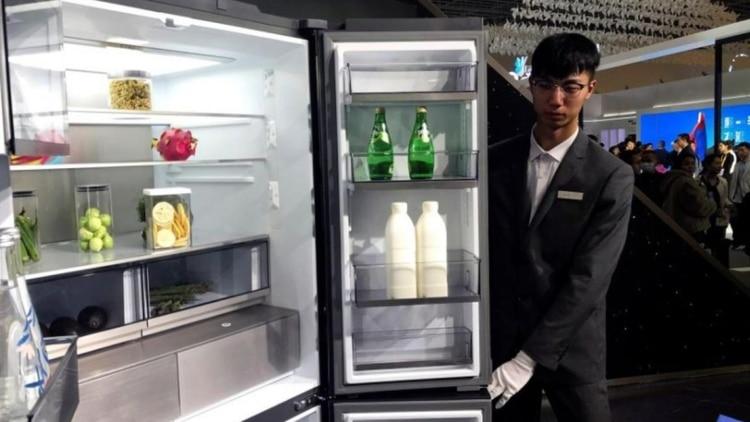 Los refrigeradores tendrán la mejor receta combinando los alimentos que hay dentro (Foto: EFE)