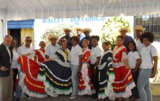Ballet folklórico UASD conmemora 12 años fallecimiento de su ex director José Castillo