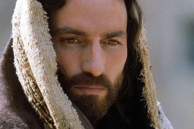 """Jim Caviezel como Jesús en 2004 """"La pasión de Cristo"""" Foto: Philippe Antonello/Icon Distribution"""