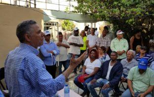 Precandidato a alcalde SDE deplora abandono de Cancino Adentro