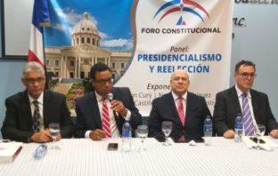 Juristas dicen tema reelección mantiene a dominicanos en incertidumbre