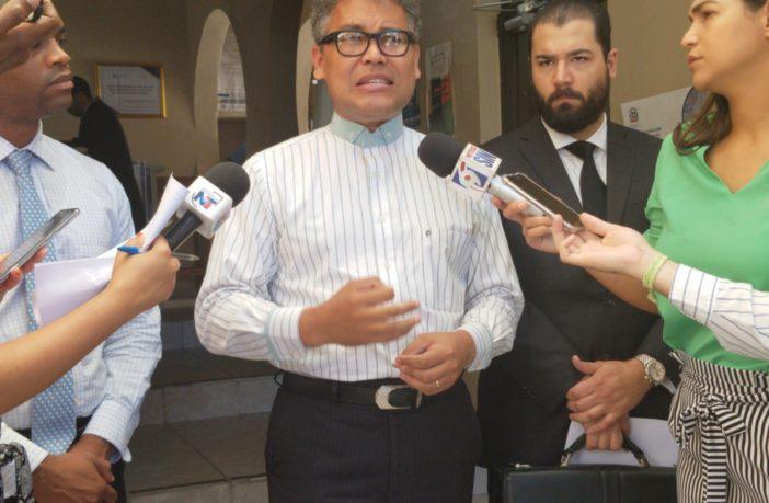 TSA fija audiencia para conocer solicitud de medida cautelar de Carlos Peña