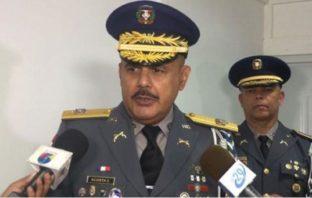 El general José Acosta Castellanos había sido designado Director Regional Cibao Central de la Policía Nacional