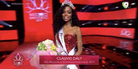 Representante de Punta Cana la nueva Miss RD Universo