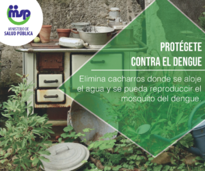 Publicidad dengue salud publica