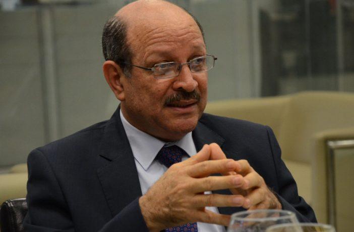 Director del Instituto Nacional de Bienestar Estudiantil (Inabie) René Jáquez