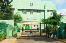 La cárcel pública de la fortaleza La Concepción, en La Vega