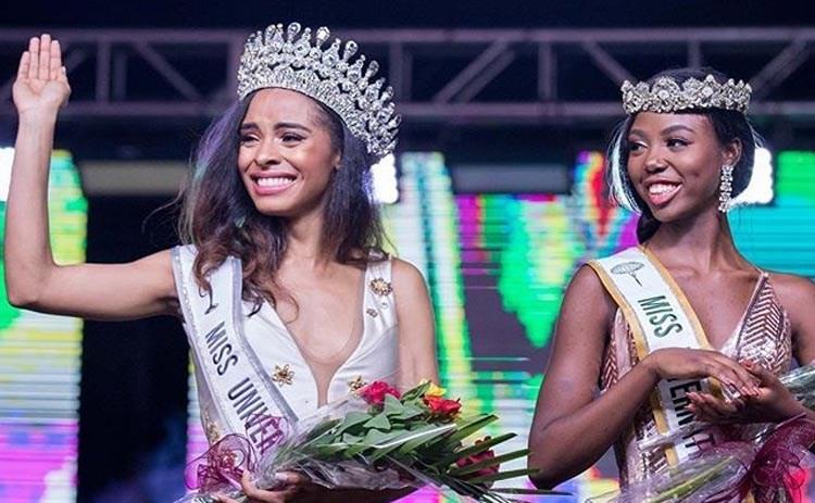 Con ascendencia dominicana la nueva Miss Haiti Universe 2019