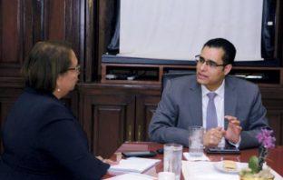 Juan Ariel Jiménez, titular del Mepyd