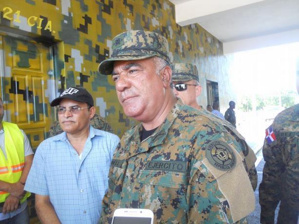 Estanislao Gonell Regalado, mayor general.